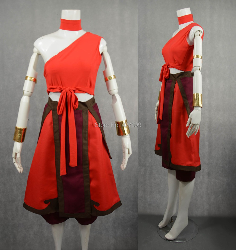 Avatar The Last Airbender Katara Cosplay Costume Halloween Costumes-in Anime Costumes from Novelty u0026 Special Use on Aliexpress.com   Alibaba Group & Avatar: The Last Airbender Katara Cosplay Costume Halloween Costumes ...