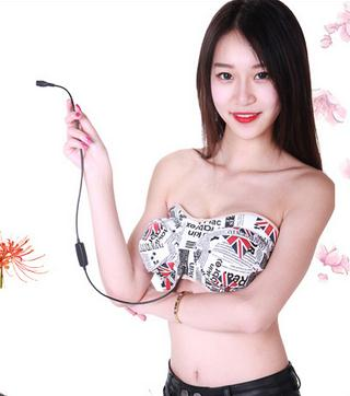 The new beautiful bosom treasure Electric massager chest home beautiful bosom the breast enlargement device Breast health care m portable breast light screening device could help the women check abnormal breast home