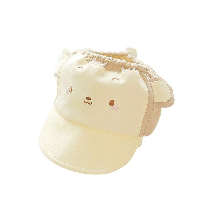 € 15.4 |Bebé cap y sombrero capó naissance recién nacido traje de maio  infantil casco de sun del bebé sombrero gorras de béisbol trenzas ...