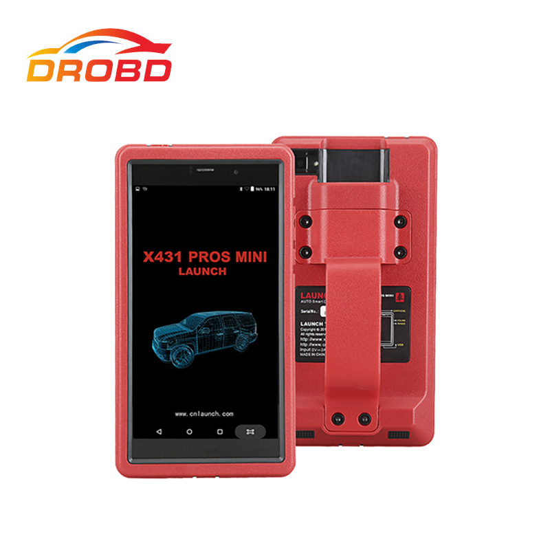 Original LAUNCH X431 PROS MINI 2 Years Free Update Scanpad Bluetooth /WIFI Car Diagnostic-Tool Scanner better than X431 Pro MINI цены