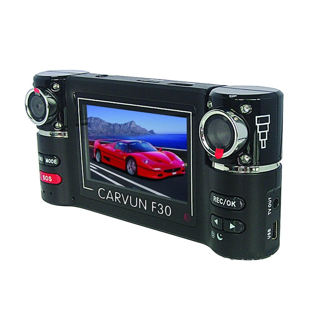 2.5 ''HD Car Dash Cams DVR Recorder Sistema de Câmera Versão Noite Gravador de Vídeo H198 Caixa Preta Traço Camera