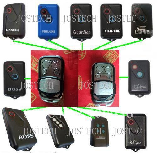 aftermarket boss,guardian,modern,steel-line,lynx,centurien 303MHZ remote clone, 100% compatible garage roller door remote opener  boss centurion guardian lynx mofor dern steel line garage door radio control 303mhz bht4 2211 l replacement remote