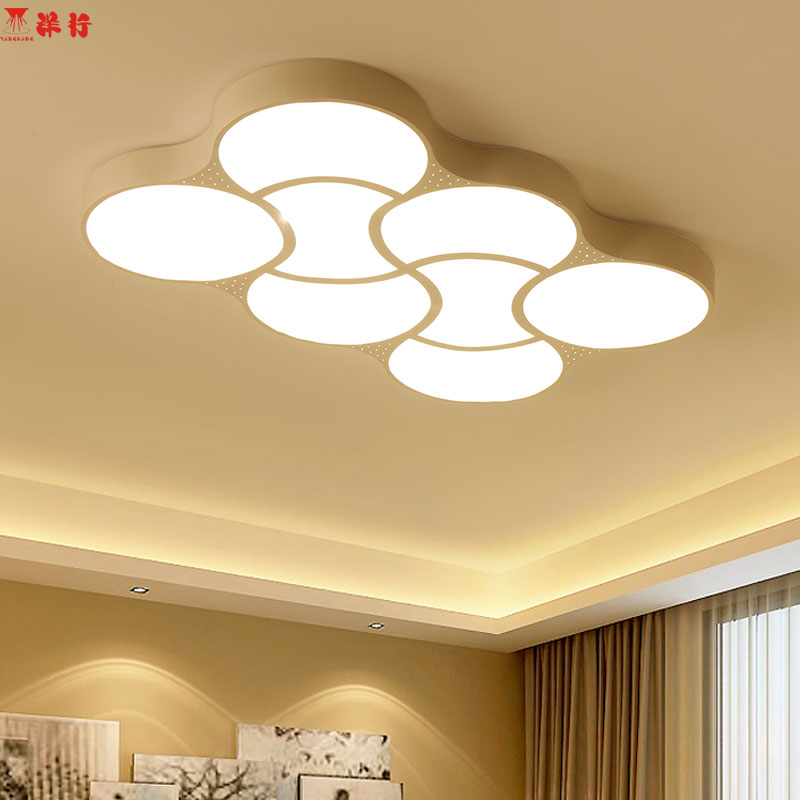 Modern Led Ceiling Lights For Living Room Bedroom 95-265V Indoor lighting Ceiling Lamp Fixture luminaria teto