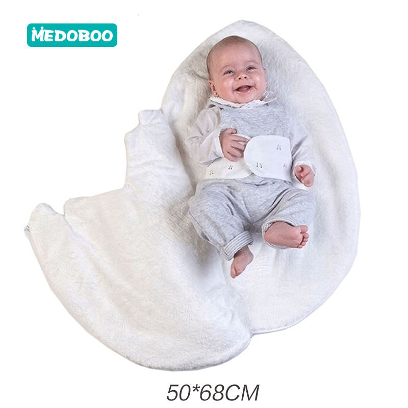 Medoboo Baby Egg Sleeping Bag For Stroller Newborn Sleepsacks Zipper Sleeping Wrap Baby Slumber Bags Bedding Accessories 30