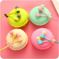 Cute Earphone Capatible With Smart Phones Good Gift For Grils And Children