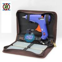 YDT 60W EU US Plug Hot Melt Glue Gun KITS with 11mm Glue Stick Electric Heat Temperature Tool best quality