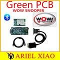 Keygenas подарок wow snooper V5.008R2 + 2014 R2 bluetooth с самым лучшим зеленый REPALYS PCB диагностический инструмент cdp pro plus