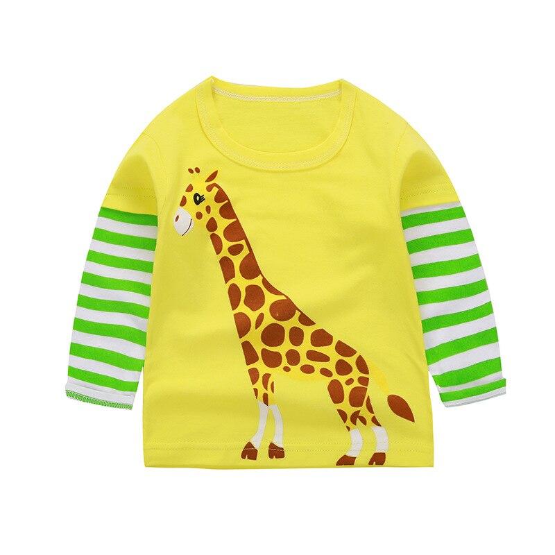 2017-baby-Boys-Long-Sleeve-T-Shirts-Cartoon-Shirt-Kid-Baby-Children-Clothing-Splicing-sleeves-printed-boys-tshirt-1