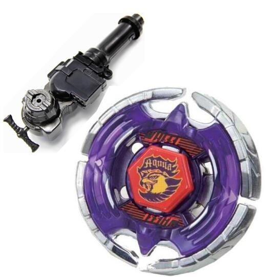 1Pcs Retail 4D Beyblade Earth Eagle (Aquila) 145WD Beyblade BB47 Christmas Gifts Toys Beyblade +L-R Starter Launcher + Hand Grip