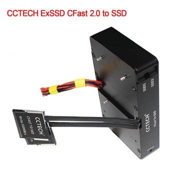 CCTECH ExSSD CFast 2,0 a SSD BMD Cámara almacenamiento solución grabadora URSA Mini4.6K