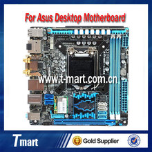 100% working desktop motherboard for asus P8Z77-I DELUXE LGA1155 DDR3 system mainboard fully tested