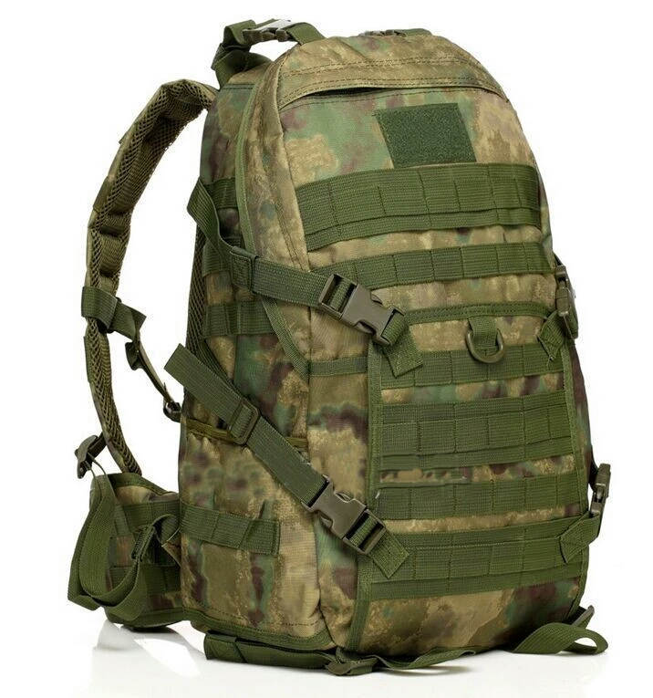 TAD Men S Tactical Backpack Outdoor Bag Camping Hiking Rucksack Molle Solid Nylon Sport Travel Bags