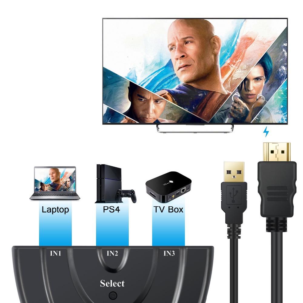 HDMI Switcher2