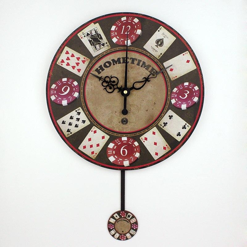 Relojes modernos de pared trendy reloj pared oj pack - Relojes decorativos pared ...