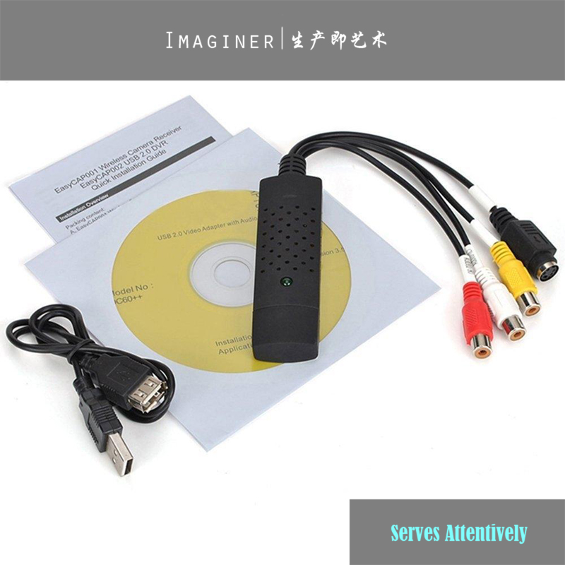 Amazon.com: Customer reviews: EASYCAP USB 2.0 Audio Video ...