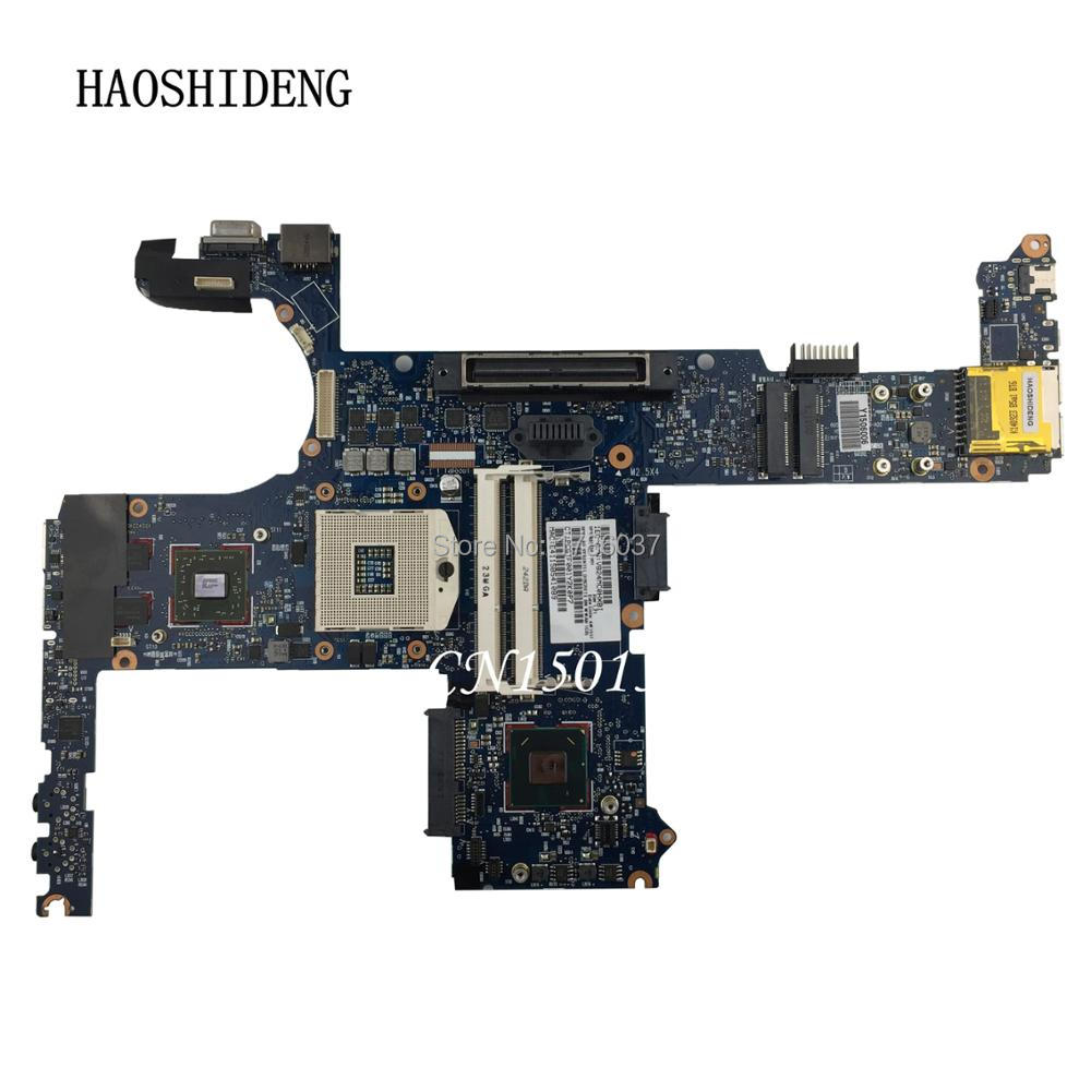 HAOSHIDENG 642754-001 6050A2398501-MB-A02 For HP EliteBook 8460P 6460B Laptop Motherboard.All functions fully Tested! aurora au 878 n