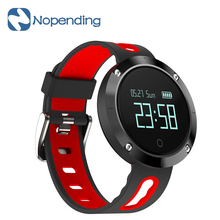 New Makibes DM58 Bluetooth Sports Wristband Heart Rate Smart Band Blood Pressure Monitor IP68 Waterproof for IOS Android Phone