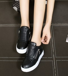 ФОТО Free shipping within fall shoes white shoes platform shoes casual shoes