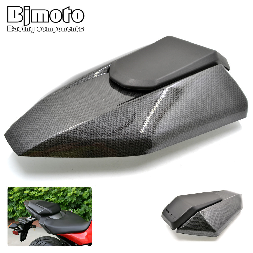 SC01-MT07/15 Rear Seat Cover Tail Section Fairing Cowl For Yamaha MT-07 MT07  2013 2014 2015 2016 2017 for yamaha mt 07 fz 07 mt07 fz07 rear seat cover cowl painted abs plastic for yamaha mt 07 fz 07 mt07 2014 2015 2016 new arrival