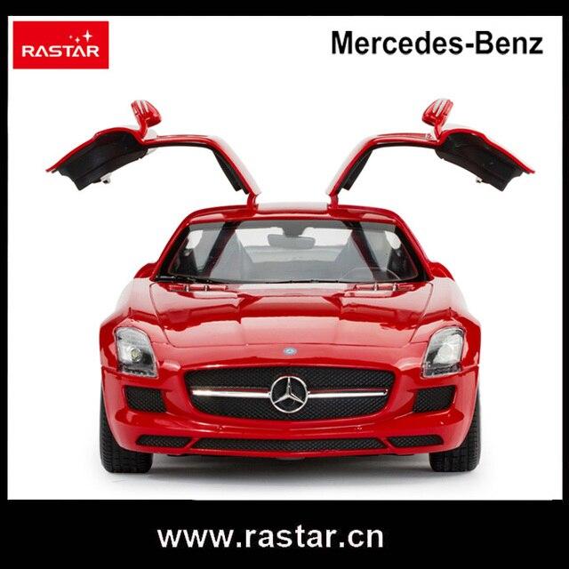 Rastar Licensed 1 14 Scale Mercedes Benz Sls Amg Car Toys With