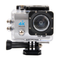 4K Mini Action Camera for Outdoor Sports Ultra HD Underwater Video Camera 170 Degree Wide-angle Helmet Camera