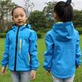 Kids Softshell Toddler Baby Girls Jacket Clothes  Children girl Spring Coat Outerwear Windbreaker Jackets Boy Blazer