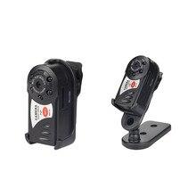 Q7 Mini Wi-Fi DVR Беспроводной IP видеокамеры Регистраторы Камера инфракрасного ночного видения Камера обнаружения движения Встроенный микрофон