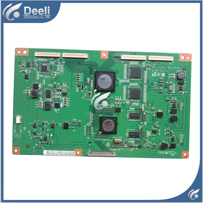 все цены на  Working good 95% new original for Logic board FRC-TCON-CMO-55PIN V400H1-LH3 T-CON board  онлайн