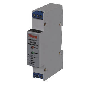 TOWE Low-Voltage Power-Protect AP-D10-24V Imax:2ka Single-Phase Un:24v-Up:140v-Surge-Protective-Device