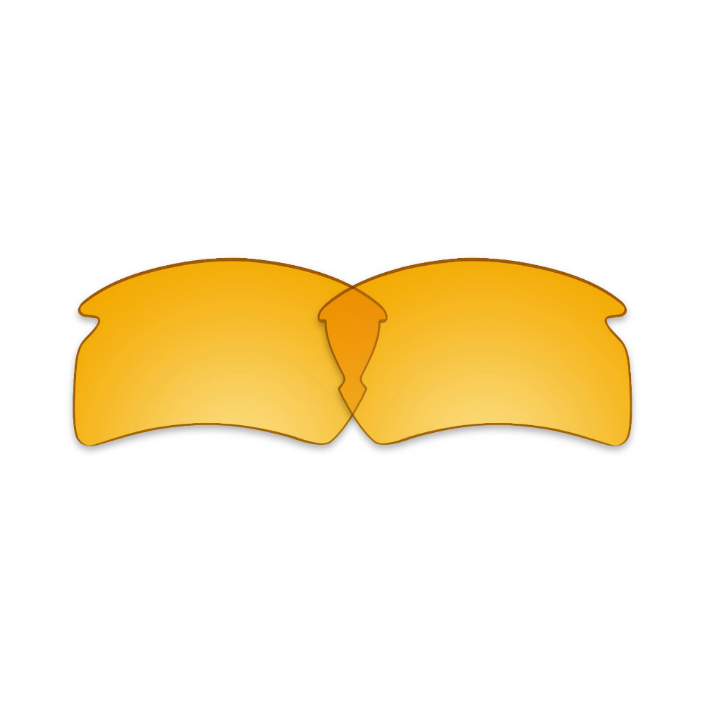 bf548e5dea ToughAsNails Replacement Lenses for Oakley Flak 2.0 XL Sunglasses Clear  Yellow (Lens Only)-in Accessories from Apparel Accessories on  Aliexpress.com ...