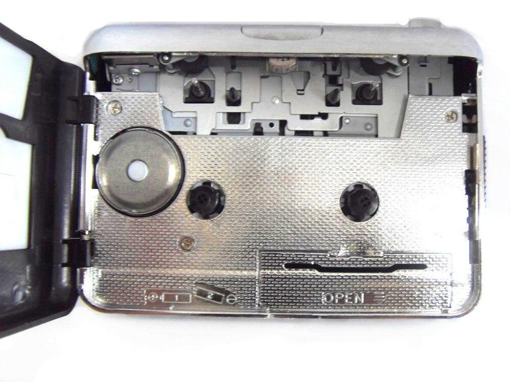 kassetimängija USB-kassett MP3-muunduriga Capture-heli - Kodu audio ja video - Foto 5