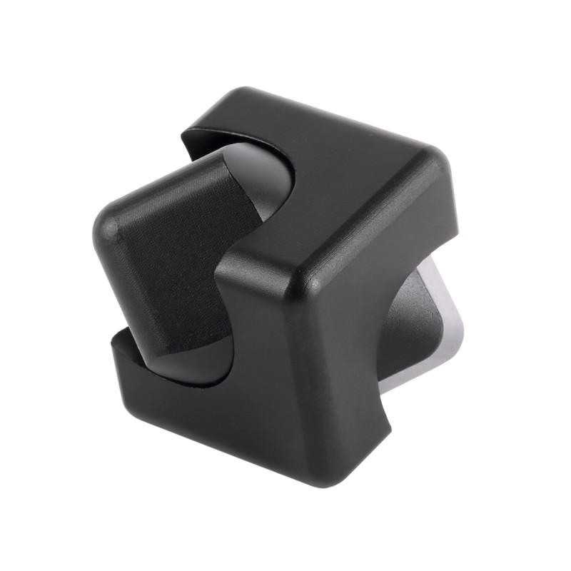 Aluminum Alloy Finger Spinner Cube Combo Bearing Stress Toys Adults and Kids Hand Focus Spin Steel EDC Stress Reliever pudcoco metal boys girls rainbow fidget hand finger spinner focus edc bearing stress toys kids adults