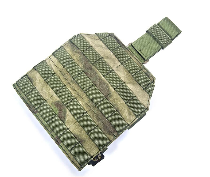FLYYE MOLLE Leg Panel CORDURA Multicam AOR AU FG Wargame Airsoft Hunting Tactical Military Law Enforcement HR-B002 np gc b002 1 10 exo armored suit private military contractor