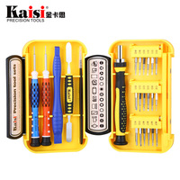 Kaisi 24 In 1 Precision Screwdriver Sets Tools Professional Digital Repair Tools Mobile Phone Repair For