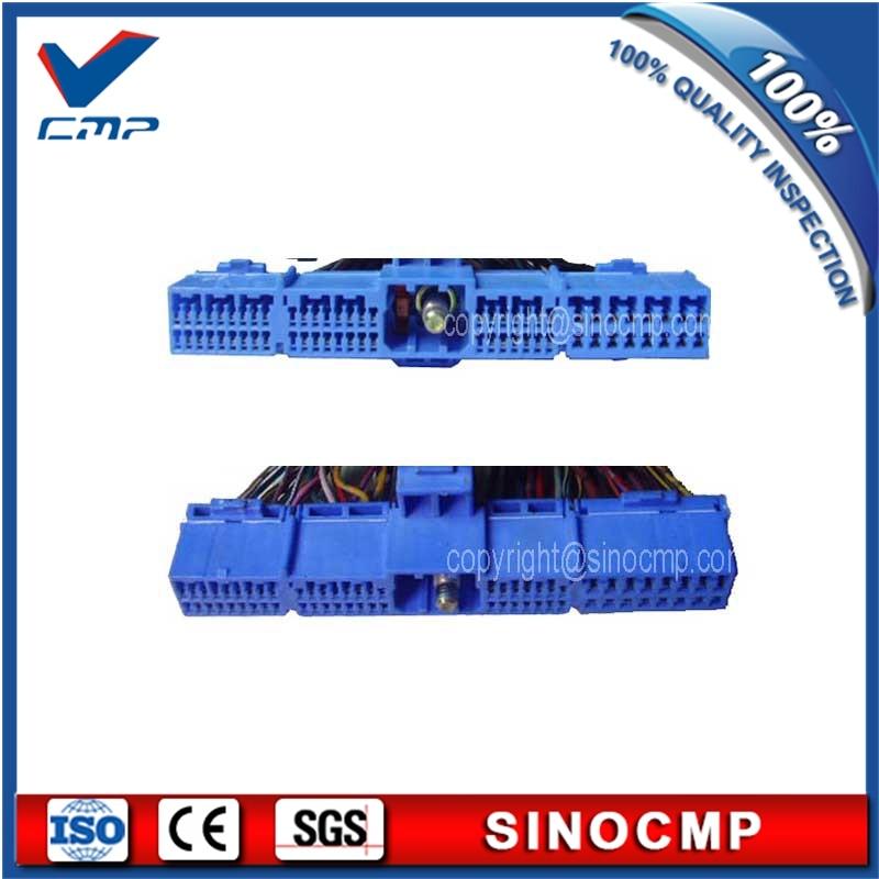 EX400-5 Excavator  Controller Wireharness , Controllers PlugEX400-5 Excavator  Controller Wireharness , Controllers Plug