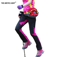 THE ARCTIC LIGHT M-3XL New Arrived Summer Outdoor Quick Dry Pants Women Waterproof Hiking Camping Climbing Fishing Trousers