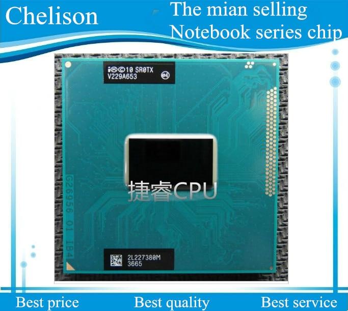 ФОТО New I3-3120M i3 3120M SR0TX 2.5G/3M PGA Chipset Official HM75 HM77