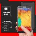 A Prueba de explosiones Prima Templado Protector de Pantalla anti-arañazos Para Samsung Galaxy nota 2 N7100/3 N900/4 N9100/5 N9200