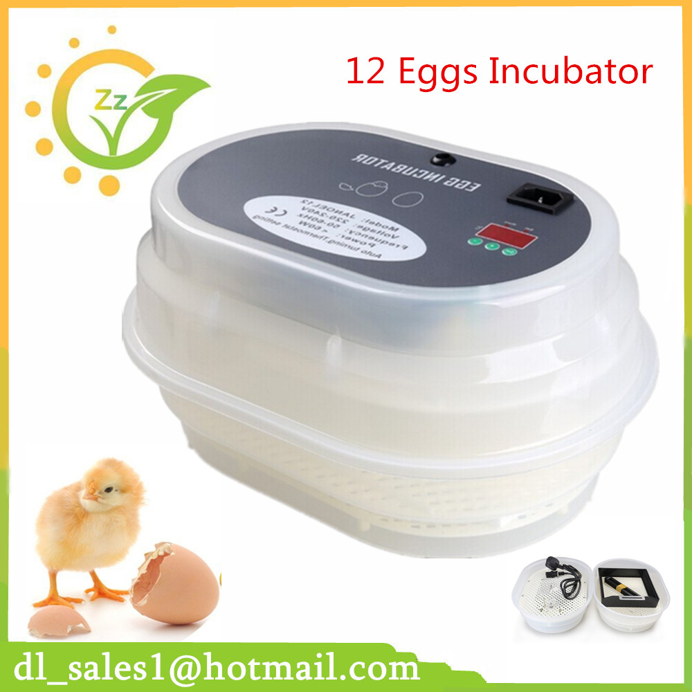 1 Piece Shipping From AU And UK Holding 12 Eggs Mini Egg Incubator Hatcher Machine CE Approved Low Price Egg Incubator For Sal eu au ce approved 2015 hot sale jn10 mini egg incubator with high quality