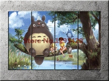 Diamond Painting Cross Stitch Full Embroidery Japanese style Cartoon 4pcs 5D Mosaic Crafts Home Decoration