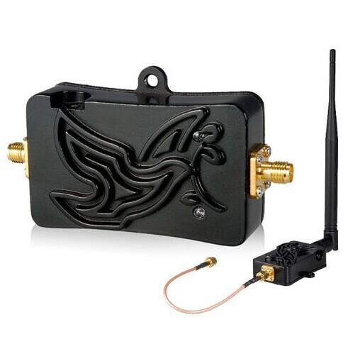 Prix pour 4 W COMFAST Sans Fil Wifi Signal Booster Amplificateur Répéteur Routeur Broadbandfor 2.4 Ghz Gamme de Puissance 802.11n Répéter Range Extender