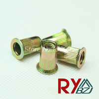 M8 Rivet Nut Carbon Steel Reduce Head Rivet Nut Countersunk Head CSBCHO