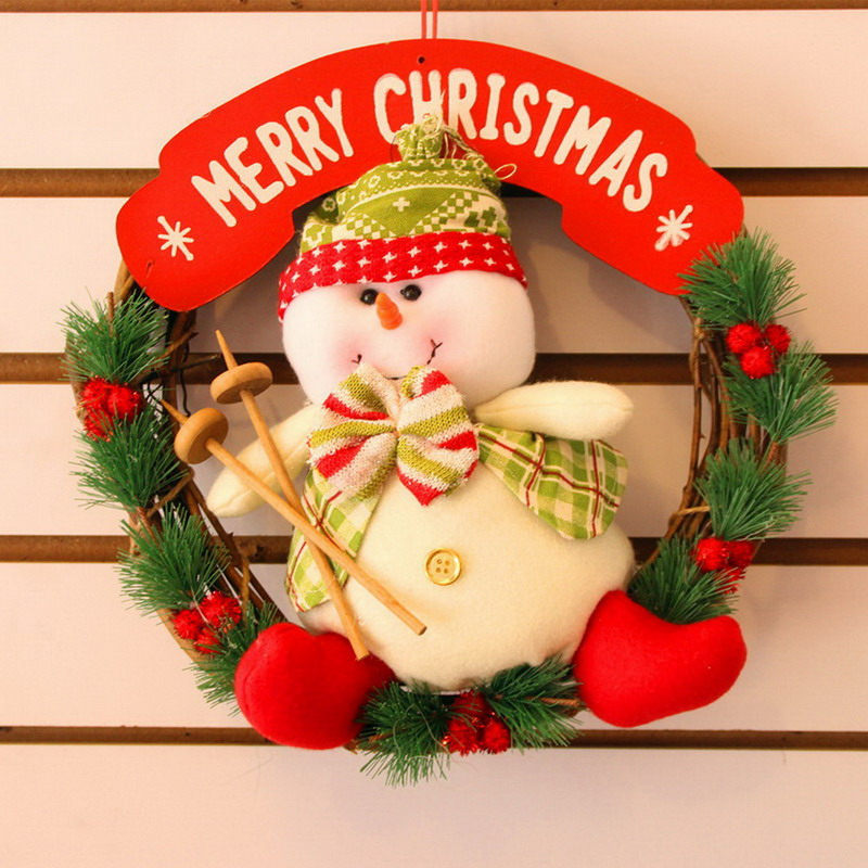 Awesome Wall Hanging Christmas Decorations Sketch - Wall Art Design ...