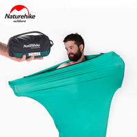 Naturehike New Mummy Style Sleeping Bag Linner High Elastic Fiber Softable Portable Sleeping Bags For Spring