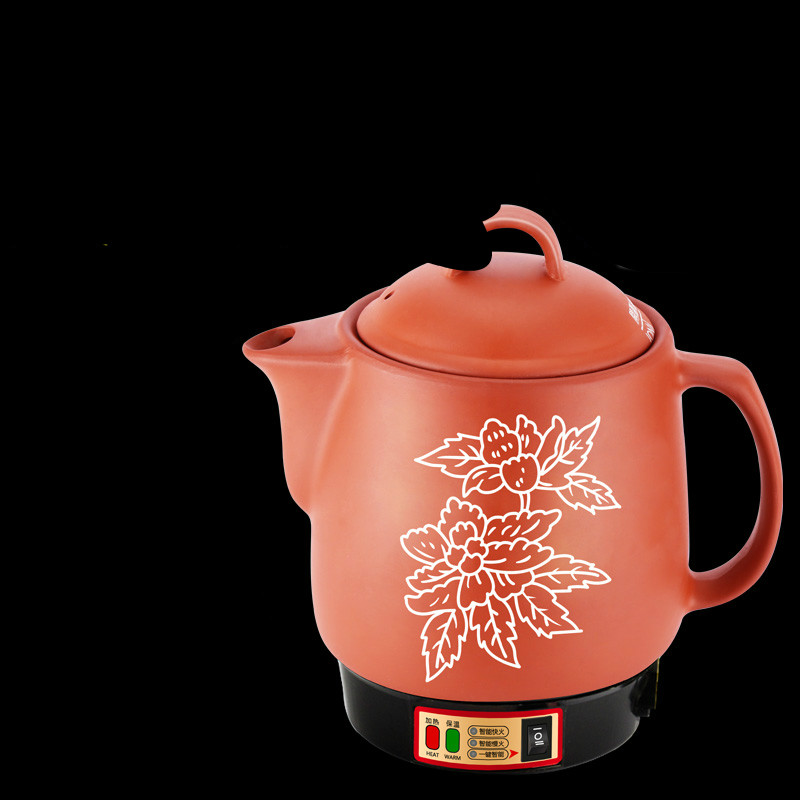 цена на Electric kettle Automatic traditional Chinese medicine pot decoction ceramic raised electric san Overheat Protection