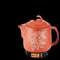 Elektrische wasserkocher Automatische traditionellen Chinesischen medizin topf auskochen keramik angehoben elektrische san Überhitzung Schutz