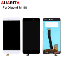 1pcs Lot LCD Display Digitizer Touch Screen Assembly For Xiaomi Mi5s Mi 5s Cellphone 5 15