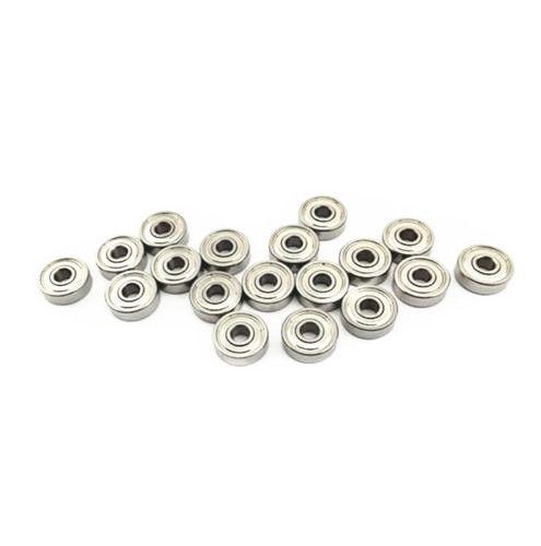 5 PCS MR74 Open 4*7*2 Mm Miniature Bearings Ball Mini Bearing 4X7X2mm