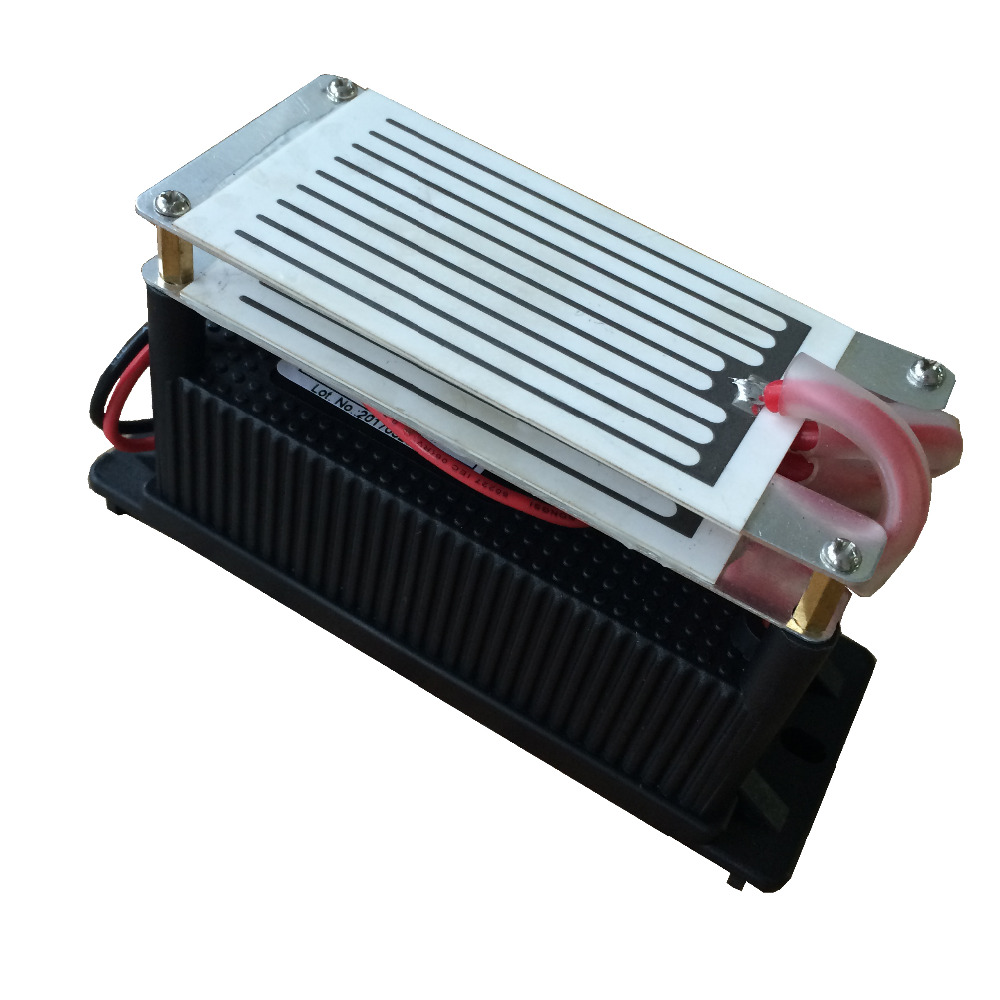 110v 7000 Mg H Ceramic Plate And Circuit Board Ozone Generator Air Kit Home Office Purifier Ionizer Smoke Remover Cleaner Fqm P7000