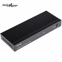 SmileMango DV4H 4 Port DVI Splitter Distributor Video Sharing 1 input to 4 output multiple LCD monitor Synch Display MT DV4H